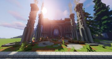 SMITHY - FORGE - WORKSHOP Minecraft Map & Project
