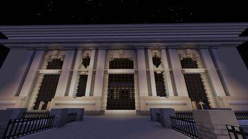 Kampston CIty - Minecraft BEDROCK PRE-RELEASE Minecraft Map & Project