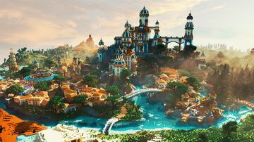 City Of Nations Minecraft Map & Project