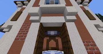 Small Library Minecraft Map & Project