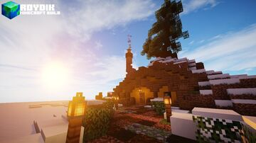 The Hobbit House Minecraft Map & Project
