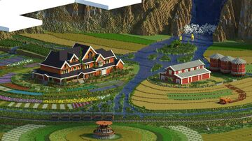 The Creley Estate Minecraft Map & Project