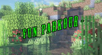 Fun Parkour Minecraft Map & Project