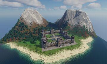 Pinehill Palace Minecraft Map & Project