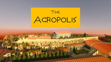 The Acropolis Minecraft Map & Project