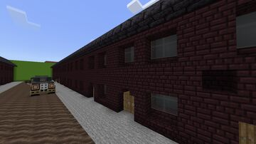 Watery Lane, Peaky Blinders, London Minecraft Map & Project