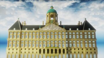Aderlyon Build Team | Royal Amsterdam Palace Minecraft Map & Project