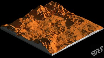 Mars 1 Minecraft Map & Project