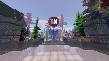 Lobby NetWork ► [information in the description] Minecraft Map & Project