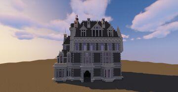 New York, The Vanderbilt Mansion, 742-748 Fifth Avenue Minecraft Map & Project