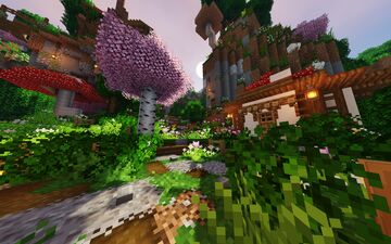✿ Fairy Grotto ✿ Minecraft Map & Project