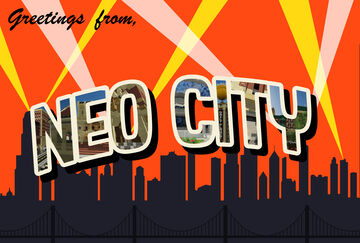 Neo City | City Roleplaying Server | Announcement! [UPDATED] Minecraft Map & Project
