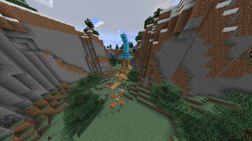 Fantastic Frontier Extras Minecraft Map & Project