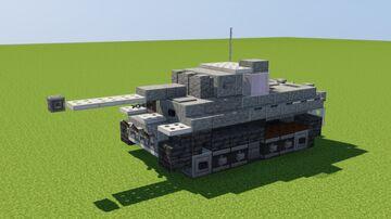 Panzerkampfwagen VI Tiger I Minecraft Map & Project