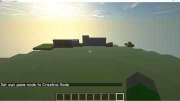 noob - pro test Minecraft Map & Project