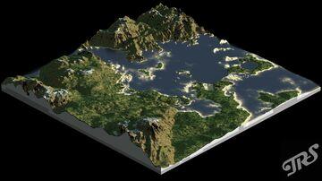 Mars 1 (Terraformed) Minecraft Map & Project