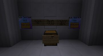 Lucky Chest Walls ps3 Minecraft Map & Project