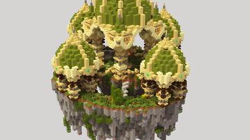 SkyBlock ❯ Spawn / Hub / Lobby Minecraft Map & Project