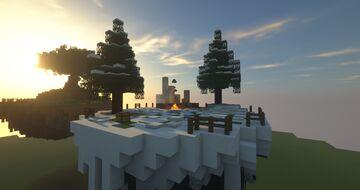 Skyblock Sky Islands (3 Variations) Minecraft Map & Project