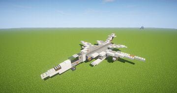 Su-24 Minecraft Map & Project