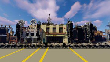 Music Festival   Parookaville 2018 Mainstage   Minecraft 1.16.5 (video link) Minecraft Map & Project