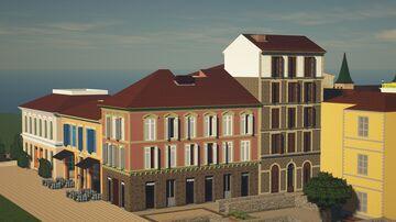 Minecraft | Mediterranean City | Little Tiles | Part 14 Minecraft Map & Project
