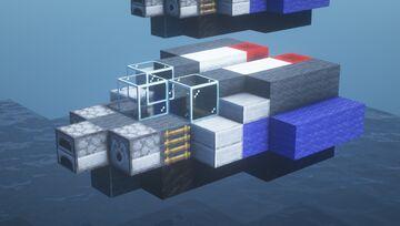 Centrum DAF Skua  ( Heavy Torpedo Bomber | Centrum | Movecraft Compatible | Airskiff ) Minecraft Map & Project