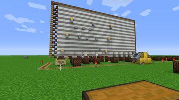 Noteblock music sheet Minecraft Map & Project