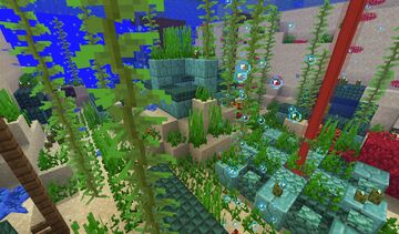    1thefirst's aqua fighters    Multiplayer Minigame    Minecraft Map & Project