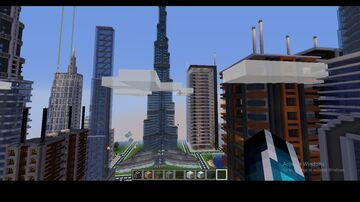 Nevil's world[download] Minecraft Map & Project