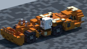 Sandvik lh621i, Underground Loader [With Download] Minecraft Map & Project