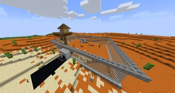 Fallout the Austalian Frontier Demo Minecraft Map & Project