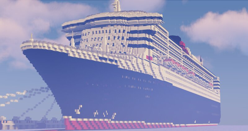 R.M.S. Queen Mary 2