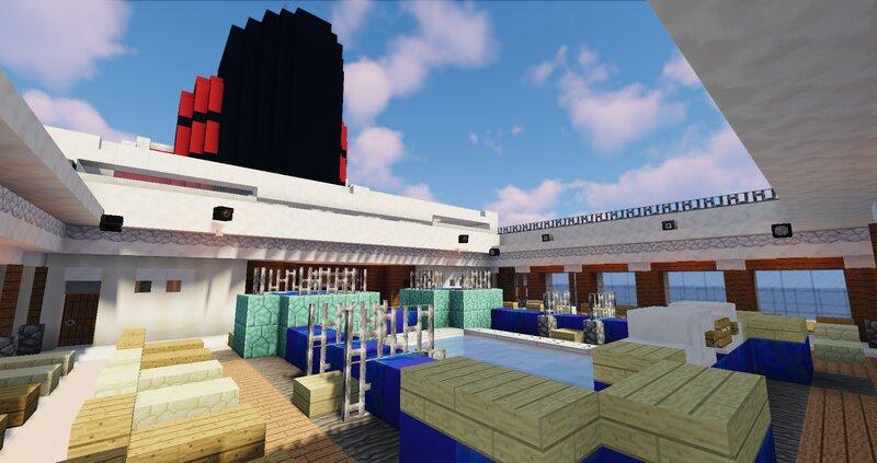 Pavillion Pool & Funnel