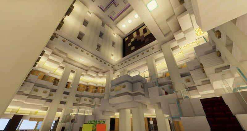Grand Lobby - Hunter