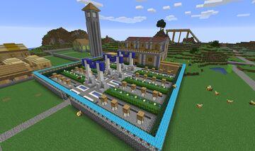 Villa Liviae Minecraft Map & Project