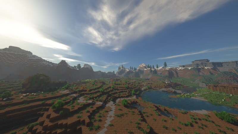 First look at the Badlands! This is the Eastern Wastes