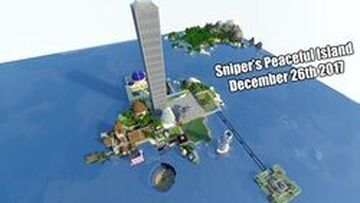 Sniper's Island | 2b2t Base Download Minecraft Map & Project