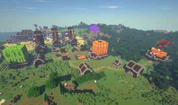 Mistah J - Arcadia Auto Farms Minecraft Map & Project