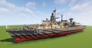 Elli Class Frigate (S Class) Minecraft Map & Project