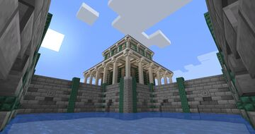 Tower of Neptune Minecraft Map & Project