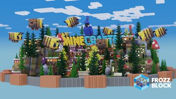 Modern Fantasy MainLobby Minecraft Map & Project