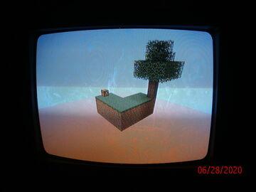 SKY BLOCK LAVA EDITION V.0.1 Minecraft Map & Project