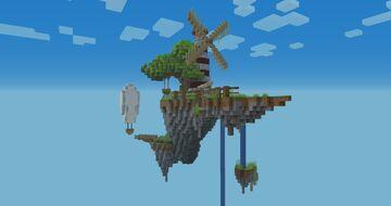 Sky Island Minecraft Map & Project