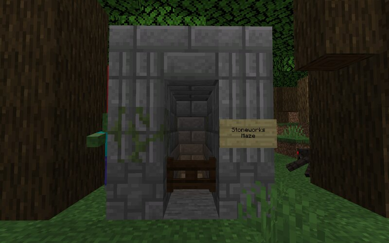 Surface Entrance