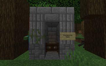 Stoneworks Maze Minecraft Map & Project
