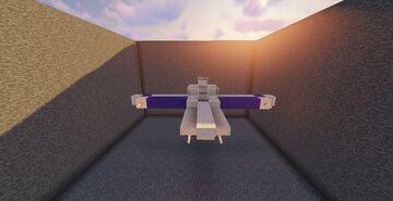 Little Spaceship (Schematic) Minecraft Map & Project
