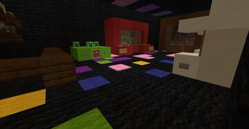 TV's dinner Minecraft Map & Project