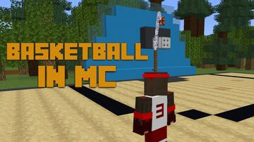 Basketball In Minecraft Minecraft Map & Project