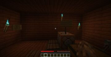 lucky map Minecraft Map & Project